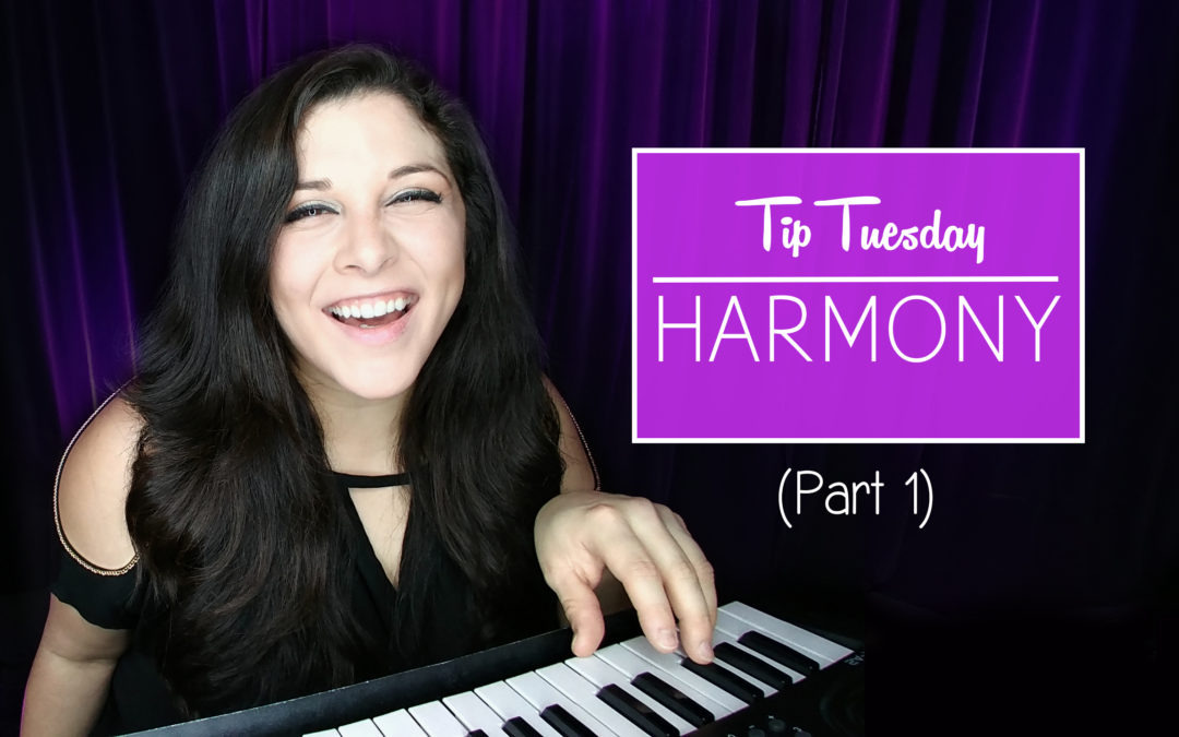 How to Sing in Harmony Part 1