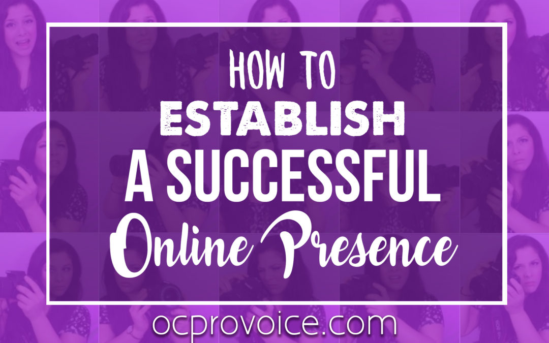 Successfully Establish an Online Presence