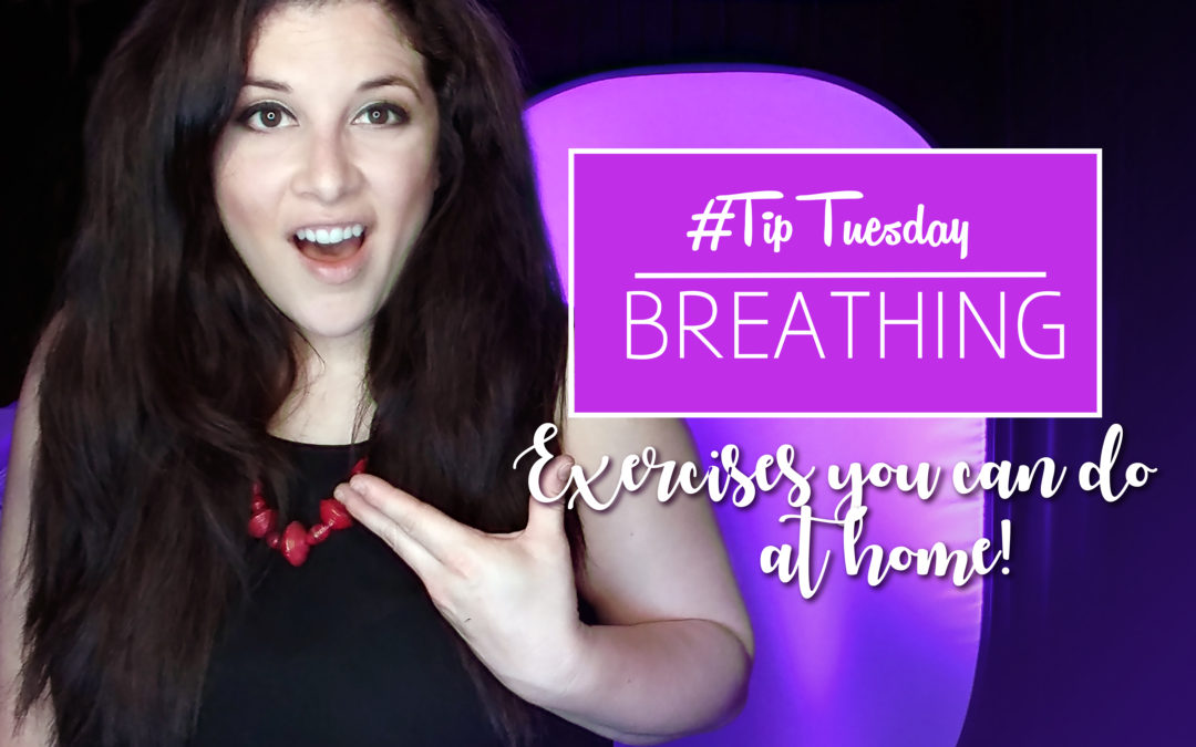 Sing higher, louder, and longer with these Breathing Exercises