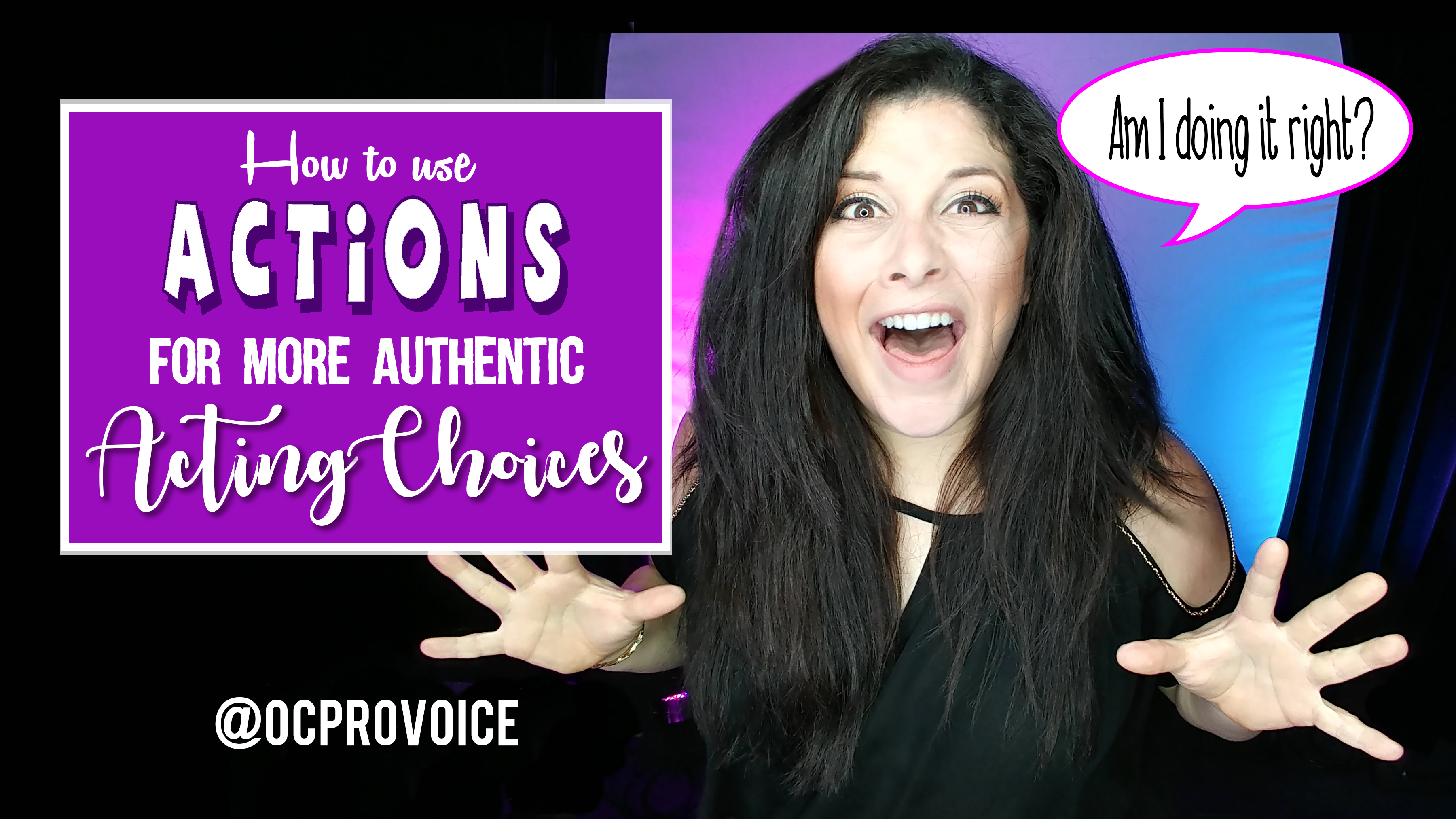 Can you sing both Musical Theatre and Pop Styles Believably? Find out if you're on the right track!